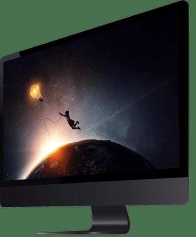 bright light mac